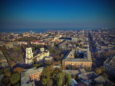 Число туристов, посещающих Одессу, с каждым годом возрастает