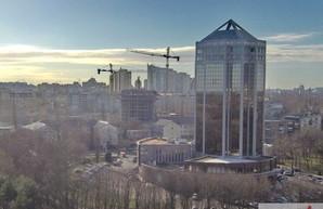 «Климовскую» высотку на проспекте Гагарина опять не удалось продать