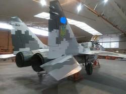 Украинский МиГ-29МУ2 готовится к испытаниям и не только в небе