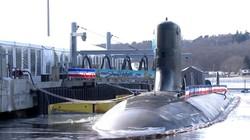 """Ввод в строй 17-й АПЛ """"Вирджиния"""" ВМС США и """"сморщенный"""" ответ России"""