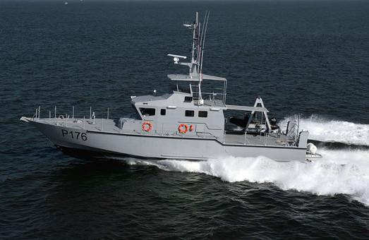 Какие французские патрульные катера может получить ГПС Украины