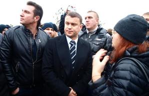 У депутата Одесского горсовета при обысках нашли множество документов на строительство