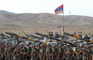 Армения подключилась к сирийской мясорубке
