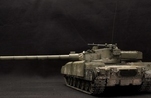 """Украинский танк """"Нота"""" в прицеле международных интересов"""