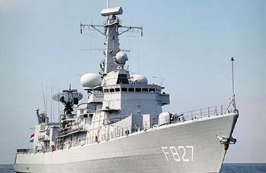 """Из состава ВМС Нидерландов выводят последние два фрегата класса """"Карел Доорман"""""""