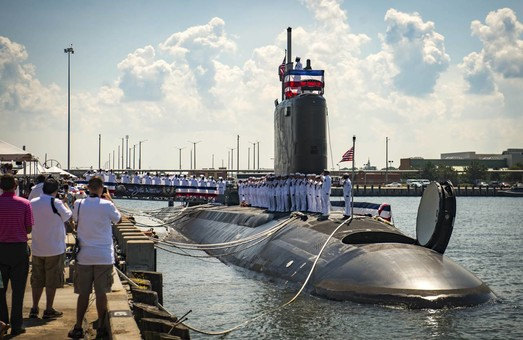 Северный флот РФ третий год уязвим для подводных лодок
