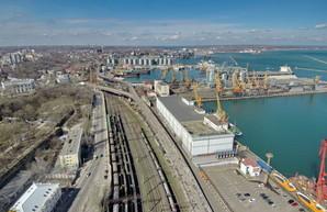 Одесский порт в январе нарастил перевалку грузов