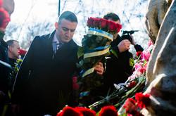 В Одессе отметили 30-й юбилей вывода советских войск из Афганистана (ФОТО)