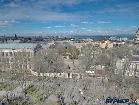 Летний театр в Одессе: идея использования латвийского опыта встретила возражения