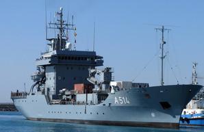 В Черное море вошла минно-тральная эскадра НАТО