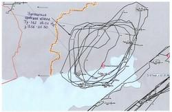 ВКС РФ в воздушном пространстве Украины или что увидели ОБСЕ в небе над Донбассом