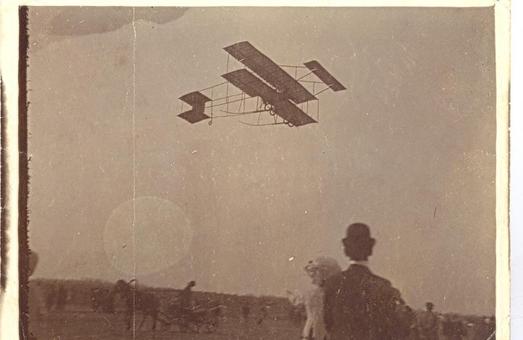 Исполнилось 109 лет полету Уточкина в небе над Одессой (ВИДЕО)