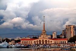 Как одесские архитекторы проектировали морской вокзал в Сочи (ФОТО)