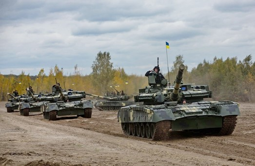 Модернизация Т-80УД до уровня Т-84У как следующий этап модернизации самих ВСУ