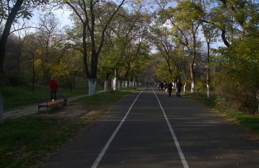 На ремонт Трассы здоровья в Одессе направят еще полтора миллиона гривен