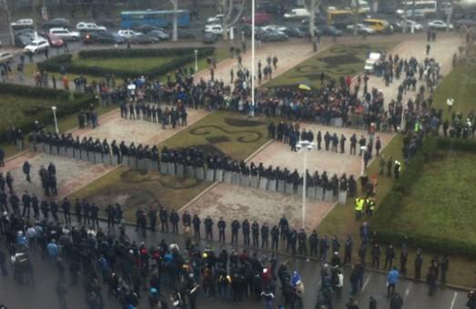 """Как в Одессе пять лет назад остановили """"русскую весну"""""""
