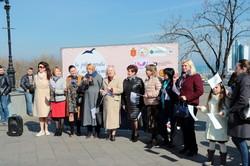 Одесситки выступили за равные возможности и равные права для женщин (ФОТО)