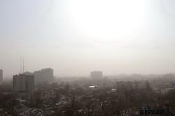 Одесса во мгле: город накрыла пылевая буря (ФОТО, ВИДЕО)