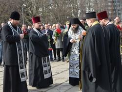 День украинского добровольца отметили в Одессе (ФОТО)