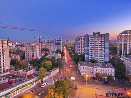 Одесский горсовет еще раз попробует отдать под застройку землю напротив театра Музкомедии