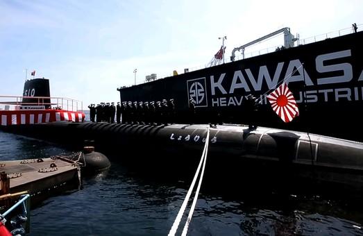 Японские ВМС получили 10-ю ДЭПЛ, с анаэробной СУ, до сих недоступной России