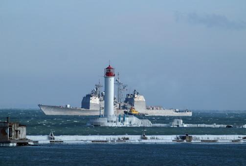 """США списывают ракетные крейсера """"Тикондерога"""": кому-то надо?"""