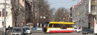 Одесский горсовет принял программу развития электротранспорта