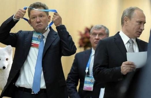 """Дно """"Газпрома"""" или зачем Миллер врал Путину, не краснея"""