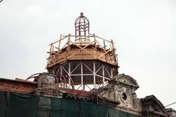 В Одессе продолжают восстановление дома Руссова (ФОТО)