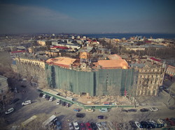 Дом Руссова в Одессе