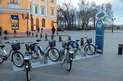 В Одессе запустили сервис велопроката (ФОТО)