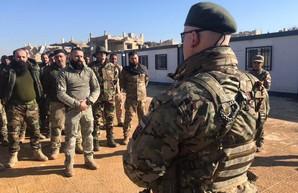 Кому понадобились украинские наемники в Сирии