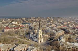 Весенняя Одесса: смотрите с высоты (ФОТО, ВИДЕО)
