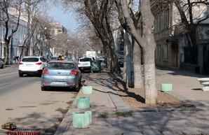 Что станет с брусчаткой на улице Софиевской (ВИДЕО)