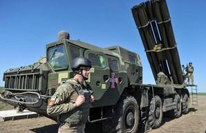 """Ракеты """"Ольха-М"""" совершенствуются и по многим ТТХ уже опережают РСЗО """"Полонез"""" и """"Торнадо-С"""""""