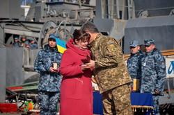 Порошенко в Одессе: морская граница Украины надежно защищена (ФОТО)
