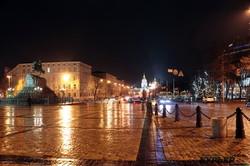 Динамичный Киев в одном видеоролике