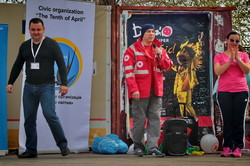 В Одессе отметили день здоровья (ФОТО)