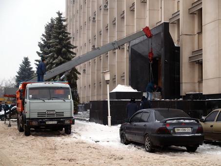 Троевластие в Одесской области или бунт на корабле