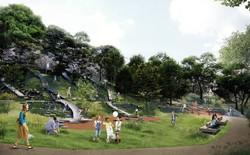 Как может выглядеть новый парк под бульваром Жванецкого в Одессе (ФОТО, ВИДЕО)