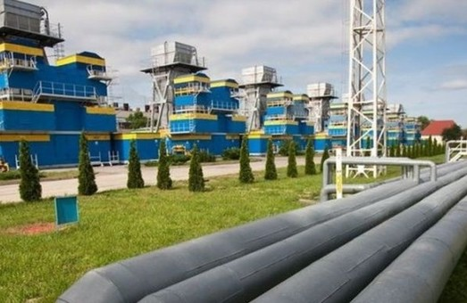 Украинские подземные хранилища газа в апреле оказались полны как никогда