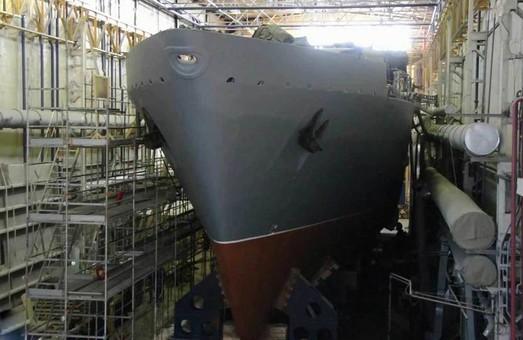 Сдача кораблей для ВМФ РФ превращается в бесконечную историю