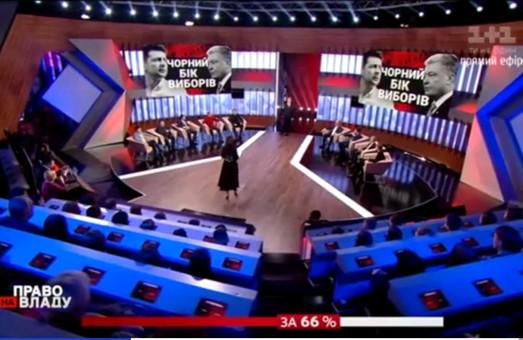 """Политический """"Full Contact"""" в эфире телеканала """"1+1"""""""
