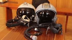 В Украине начались испытания французских авиационных шлемы LA 100