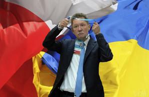 Газовая удавка для России: Украина вяжет, Польша намыливает