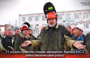 Строительство российских АЭС проходит за гранью норм и безопасности