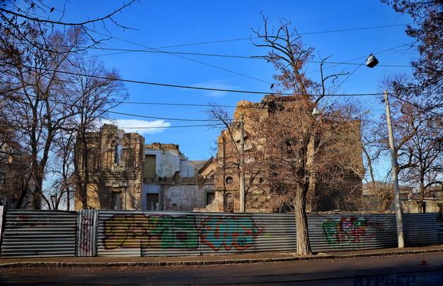 Не Нотр-Дамом единым: дома Одессы, вызывающие боль в сердце