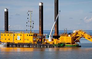 Работы по углублению дна в акватории Одесского порта планируют завершить в мае