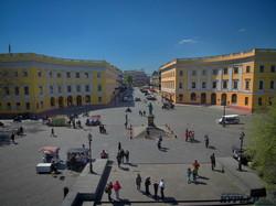 Как выглядит яркая апрельская Одесса с высоты (ФОТО)