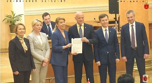 Одесские депутаты договорились о новых парках и скверах